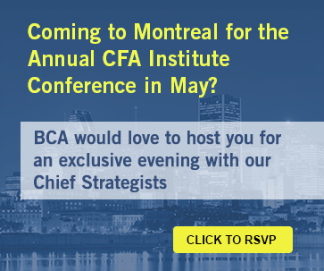 Event with BCA's chief strategists